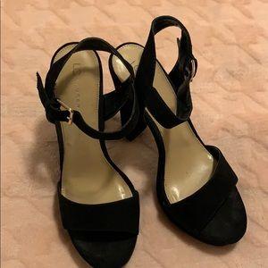 Lauren Conrad Black Heels